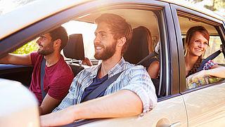 Nederlanders vaak niet op de hoogte van verkeersregels vakantieland