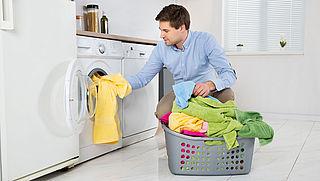 'Plastic deeltjes in voedsel via wasmachine'