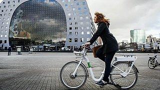 Tot 37 procent meer e-bikes gestolen in 2020
