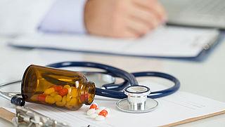 'Antibiotica vaak tegen richtlijnen in voorgeschreven'