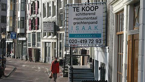 Beleggers kopen 1 op de 5 huizen in Amsterdam}