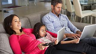 6 procent van bevolking gebruikt nooit internet
