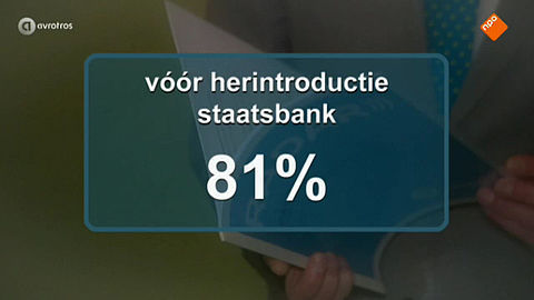 Een staatsbank voor Nederland