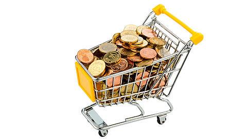 Goederen en diensten goedkoper door negatieve inflatie