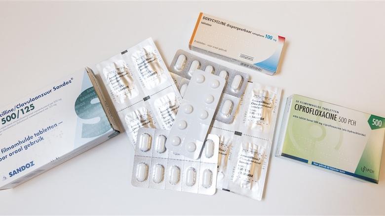 Steeds meer mensen zijn resistent tegen antibiotica en zo gevaarlijk is dat