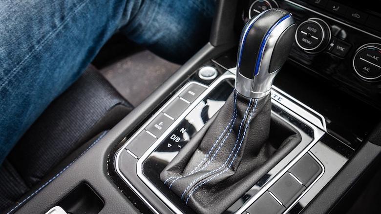 66% kiest voor een auto met automatische versnellingsbak