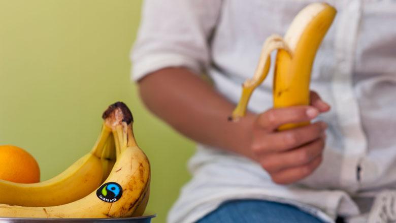 Steeds meer gezinnen kopen Fairtrade-producten