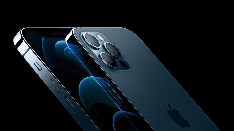 'iPhone 12 slurpt batterij leeg bij 5G-gebruik'