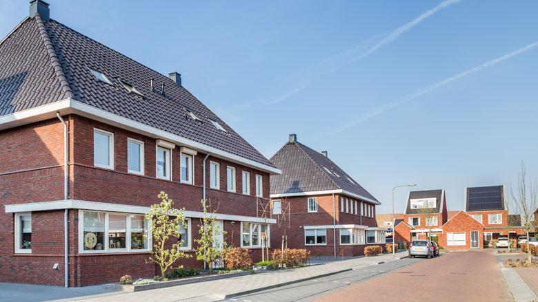 Huizen wéér duurder maar toch meer verkocht