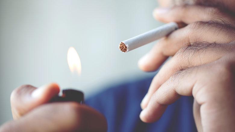 6 op 10 wil geen tabaksverkoop in supermarkt