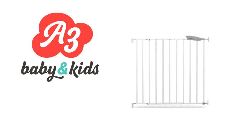 Verstikkingsgevaar bij traphekje voor kinderen