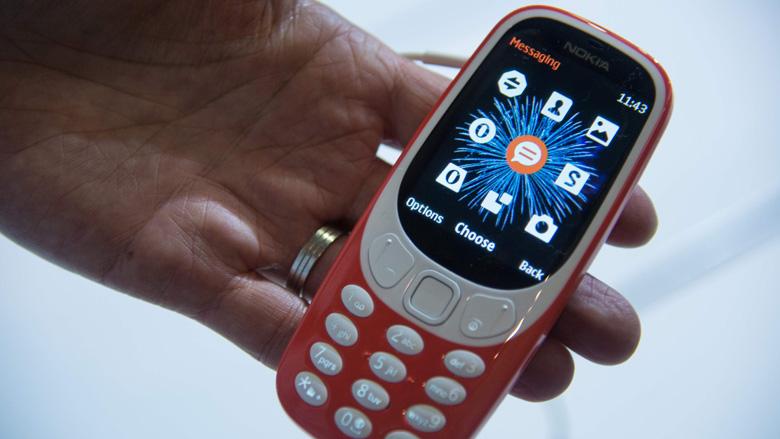 Nokia 3310 foto