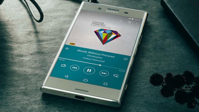 Sony Xperia XZ Premium foto