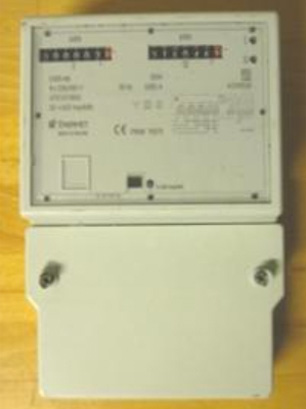 Slimme meter - Merk: Enermet | Type: E420-n(t)(s) | Metercode: P8KM