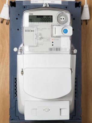 Slimme meter - Merk: Iskra | Type: MT382-D2A52 | Metercode: ZBBD en ZBEV