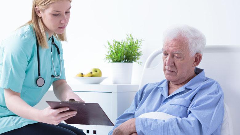 Grote verschillen in bestrijding kanker bij ouderen
