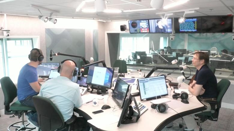 Radio-uitzending 12-05-2018