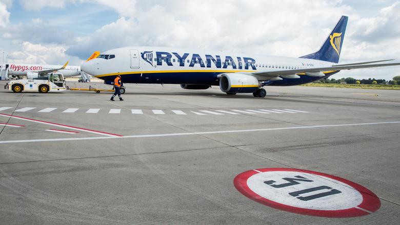 Zaterdag in Radar Radio: Ryanair annuleert duizenden vluchten
