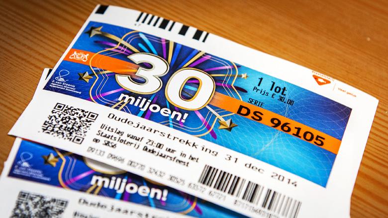 Brief Stichting Loterijverlies van 3 augustus 2017