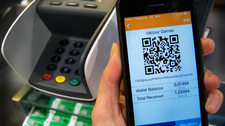 Betalen met virtuele munt in plaats van contant geld?