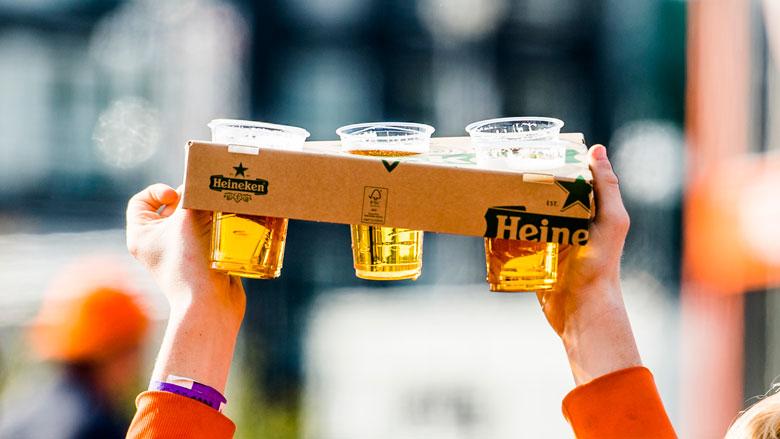 Verbod op meer dan twee drankjes halen op festival' - Radar - het ...