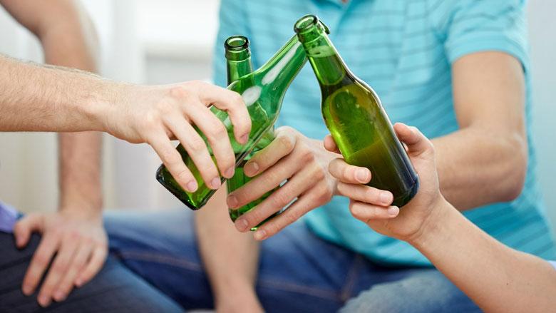Merendeel ouders maakt afspraken met kinderen over roken en drinken