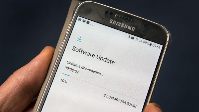 98 procent van de Android-smartphones niet up-to-date