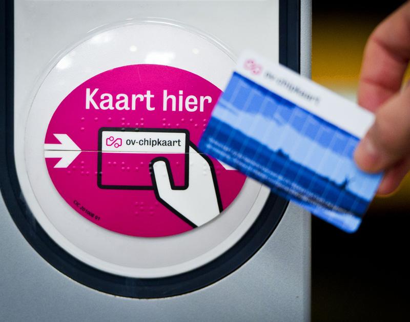 Vervoerders beloven betere OV-chipkaart
