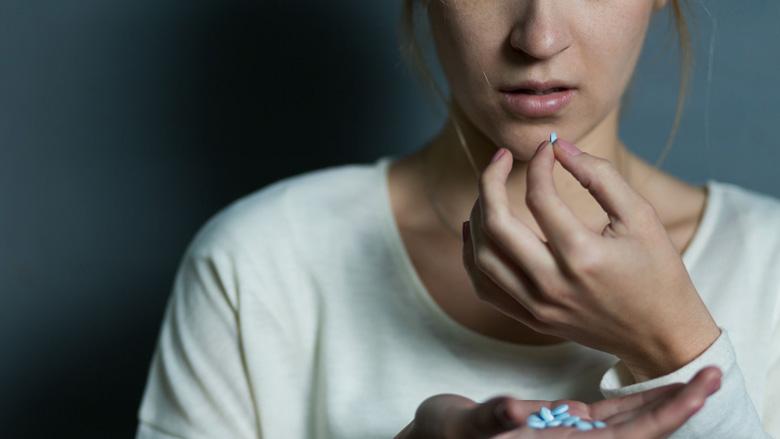 Veel te veel antidepressiva voorgeschreven