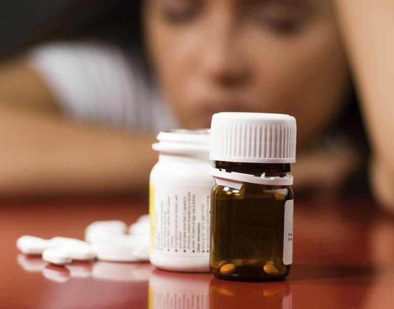 Project voor afbouwen antidepressiva