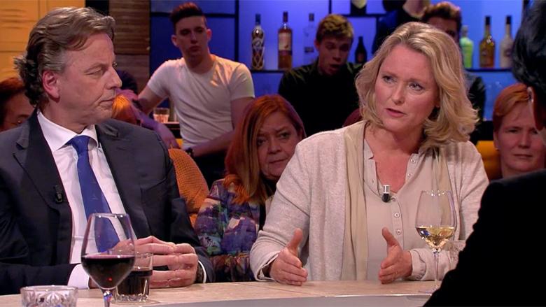 Antoinette Hertsenberg in Pauw: 'Het vmbo heeft een slechte naam'