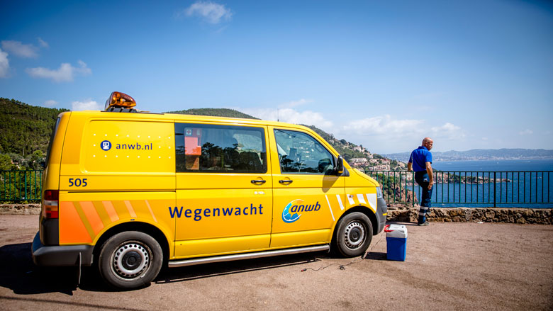 ANWB Alarmcentrale krijgt 11.000 telefoontjes per dag