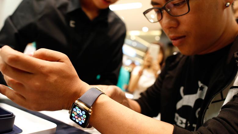 Sterft de smartwatch een stille dood?