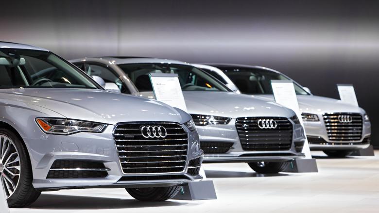 Audi roept diesels met sjoemelsoftware terug