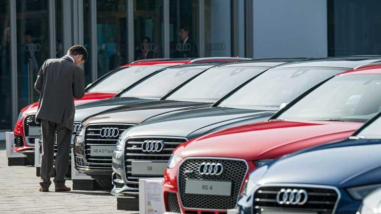 Audi ontkent doelbewust manipuleren uitstootwaarden