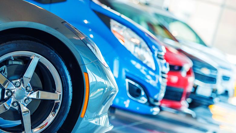 Verkoop nieuwe auto's in EU daalt