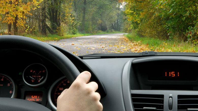 Vervuiling door sneller rijden 'valt mee'
