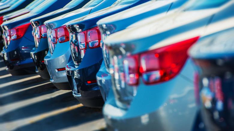 Aantal verkochte tweedehands auto's gestegen in januari