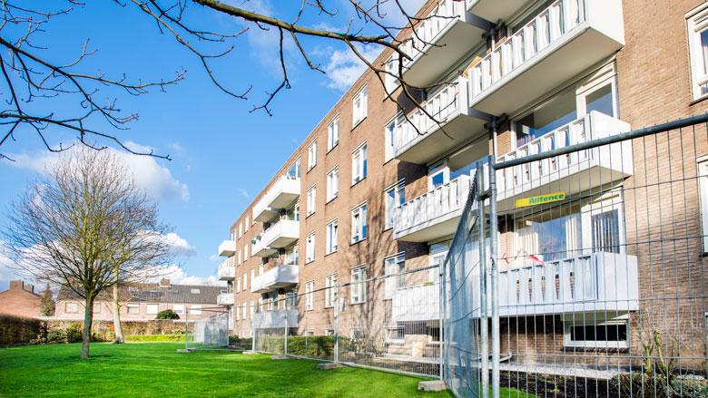 Meer balkons in Breda mogelijk onveilig