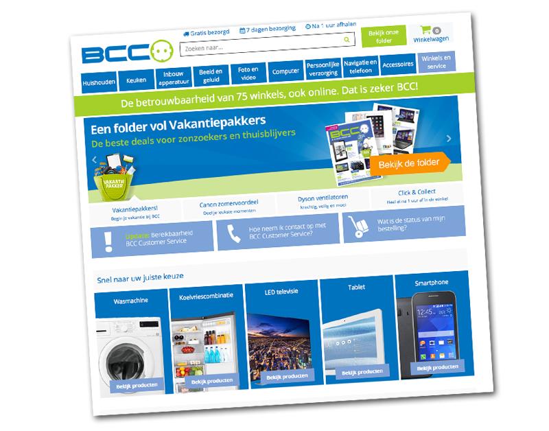 Veel klachten over bestellingen BCC