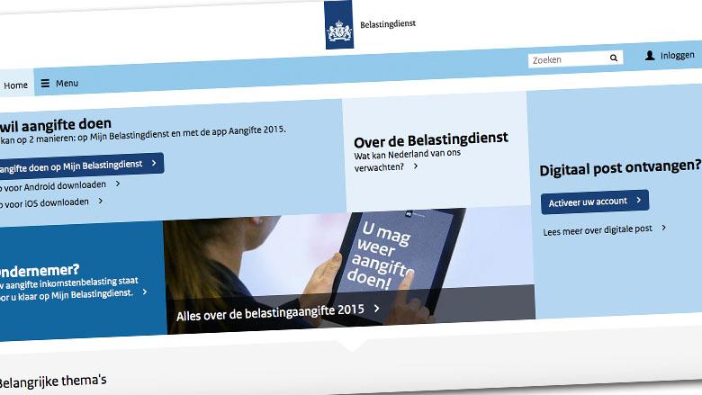 Wisselende resultaten Meldpunt Digitale Belastingaangifte