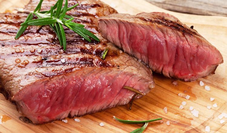 Universiteit werkt aan plantaardige biefstuk met steun van multinationals