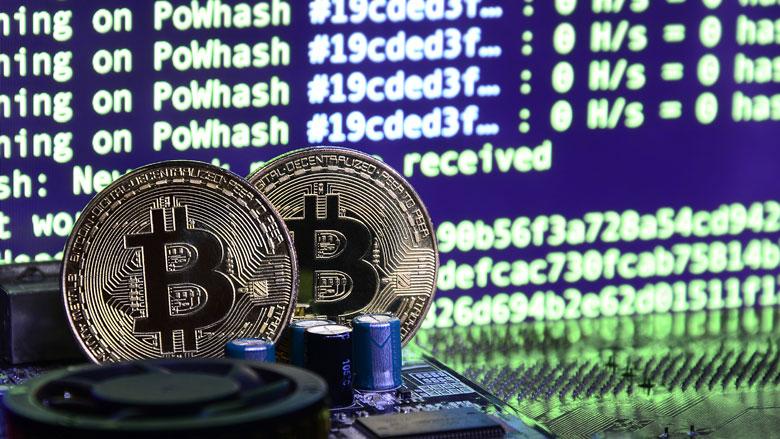 Bitcoin sterk in waarde gedaald na hack in Zuid-Korea