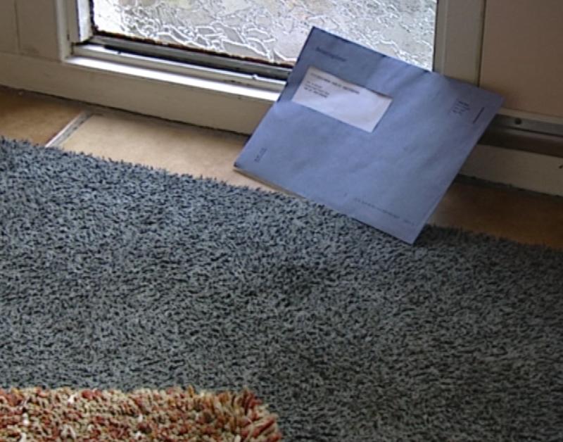 De blauwe envelop verdwijnt, wat nu?