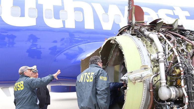 Luchtvaartautoriteiten voeren noodinspecties uit na Amerikaans drama