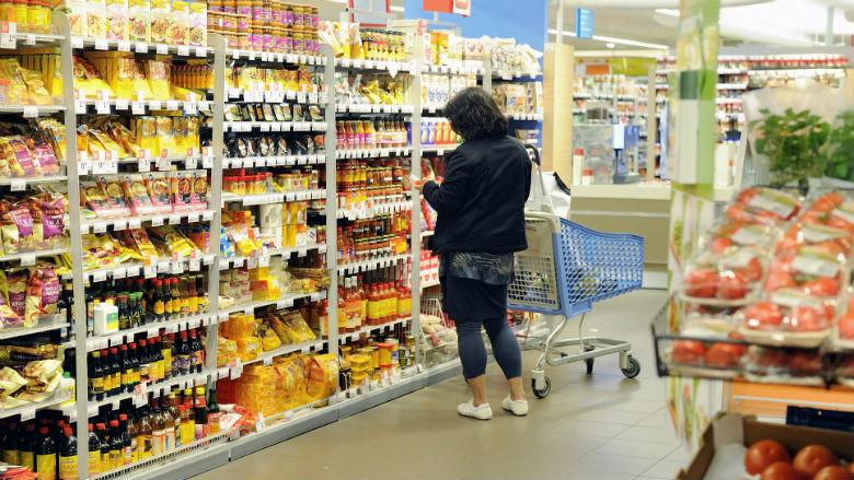 'Boodschappen 8 procent duurder geworden'