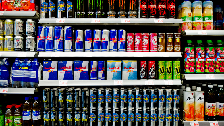 Britse ALDI stopt verkoop energiedrankjes aan minderjarigen