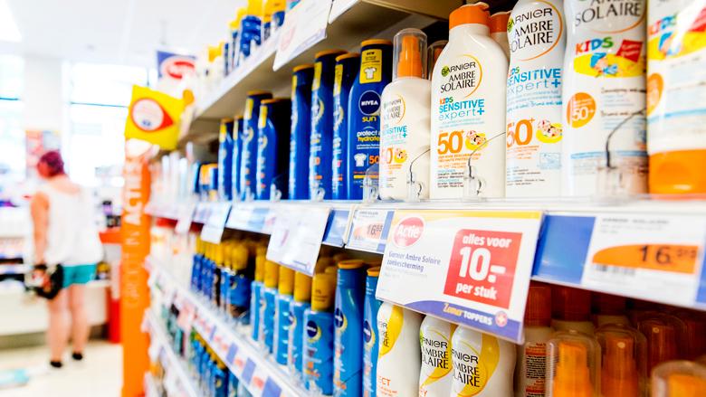Duurder uit in de drogisterij door hoger btw-tarief