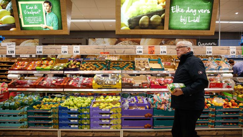 'Ook groenten en fruit duurder door aanpassing btw-tarief'