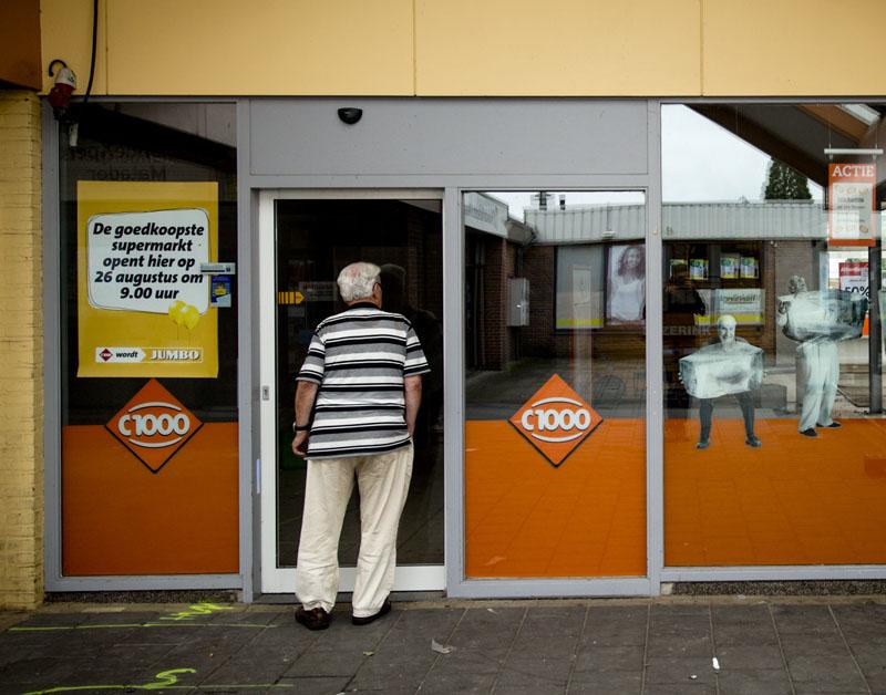 Laatste supermarkt van C1000 sluit deuren